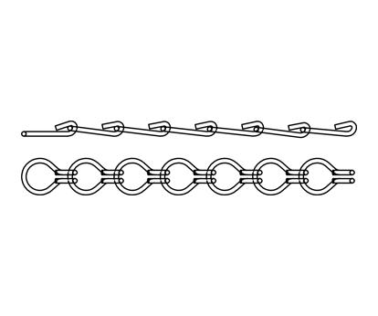 CATENELLE-CRAPAL-7-MAGLIE-(LUNGHEZZA-22CM)-000-03-016